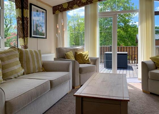 Classic Holiday Home at Finlake Holiday Resort, Newton Abbot