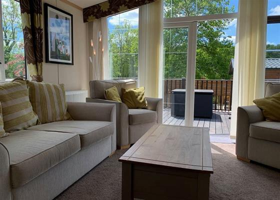 Classic Holiday Home at Praa Sands Holiday Park, Penzance