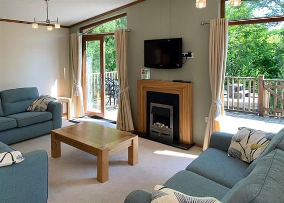 Classic Lodge at Finlake Holiday Resort, Newton Abbot