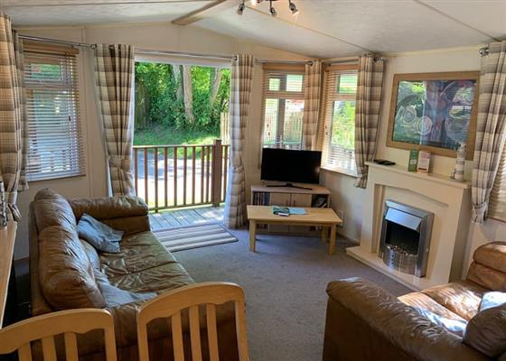 Classic Plus 4 at Praa Sands Holiday Park, Penzance