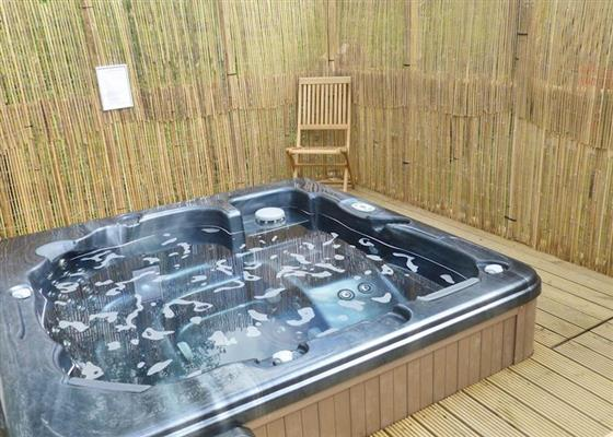 Clearwater Lodge at Hillcroft Holiday Park, Penrith