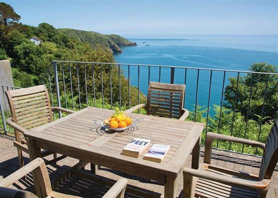 Cliff Top 6 VIP at Leonards Cove, Dartmouth