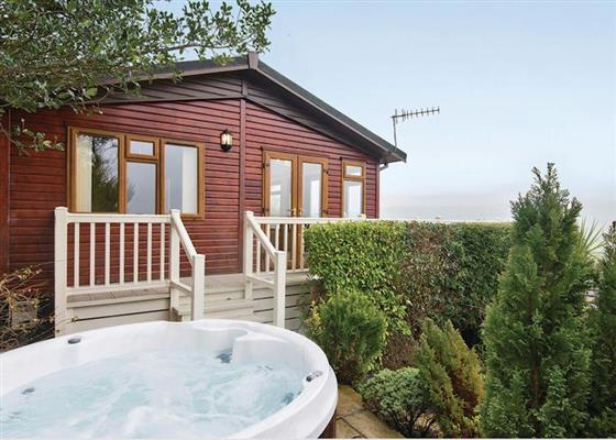 Cliff Top Lodge at Tan Rallt, Abergele