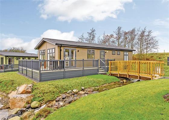 Coleridge Select at Keswick Reach Lodge Retreat, Cockermouth
