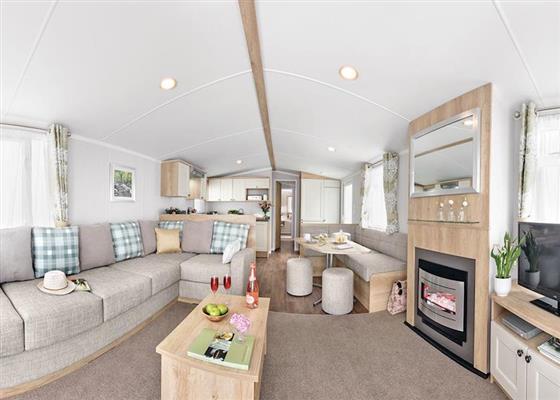 Collection 4 Caravan at Beverley Bay, Paignton