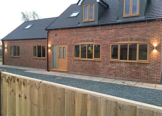 Colliery Cottage at Colliery Lane Lodges, Swadlincote