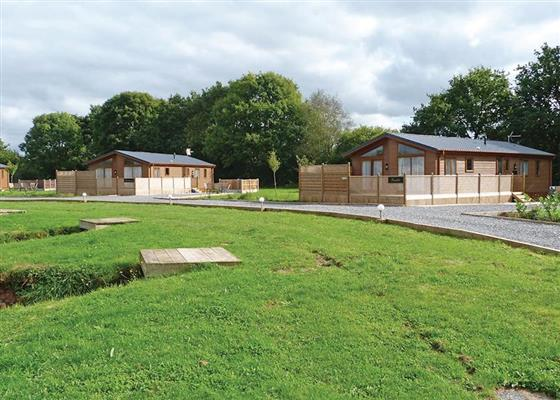 Colliery Lodge WF at Colliery Lane Lodges, Swadlincote