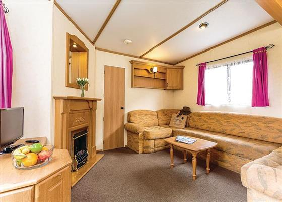 Comfort 5 Caravan at Ashvale, Paignton