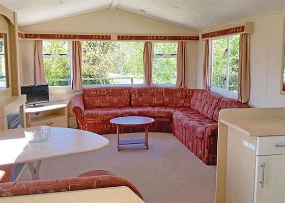Comfort Caravan 2 at Rookley Park, Ventnor