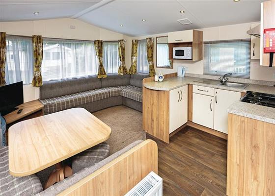 Comfort Caravan 4 at Sandy Balls Holiday Village, Fordingbridge