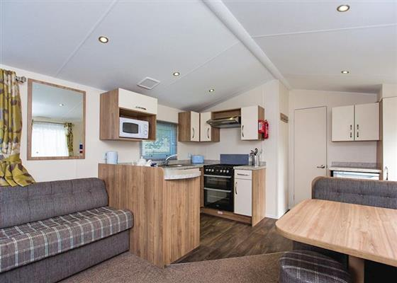 Comfort Caravan 6 at Sandy Balls Holiday Village, Fordingbridge