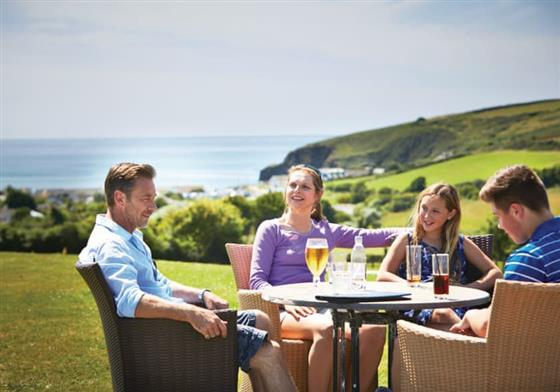 Comfort Holiday Home 4 at Praa Sands Holiday Park, Penzance