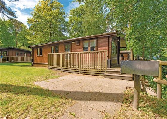 Comfort Lodge 3 at Sandy Balls Holiday Village, Fordingbridge