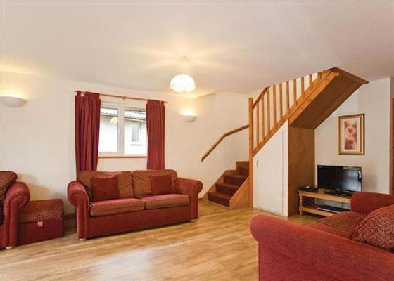 Comfort Lodge 4 Spa at Hengar Manor Country Park, Bodmin