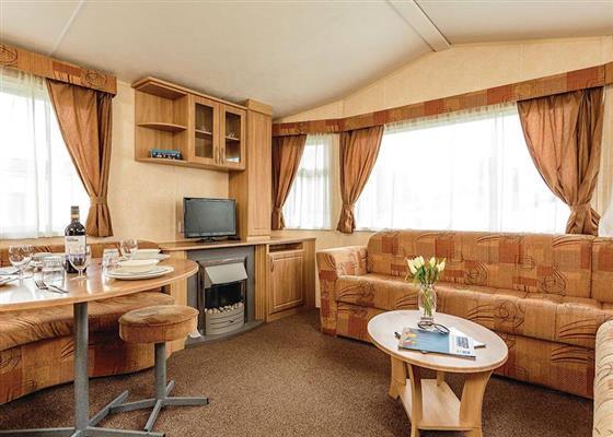 Comfort Plus 4 Caravan at Ashvale, Paignton