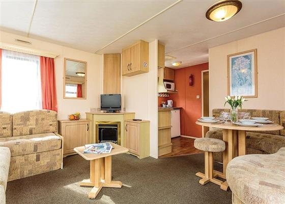 Comfort Plus 5 Caravan at Ashvale, Paignton