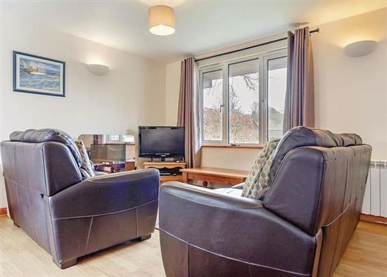 Comfort Villa 3 at Hengar Manor Country Park, Bodmin