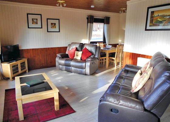 Conifer Lodge VIP Sleeps 2