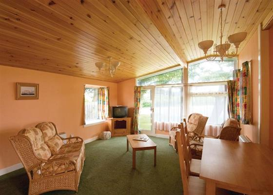 Coniston Chalet at Solway Holiday Village, Wigton