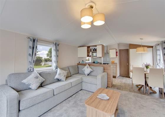 Constantine at Newquay Holiday Park, Newquay