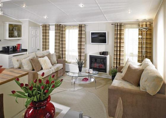 Contemporary Lodge at Pendine Sands, Carmarthen