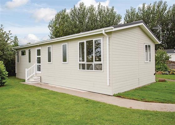 Coombe Valley Lodge at Sandymouth Holiday Resort, Bude