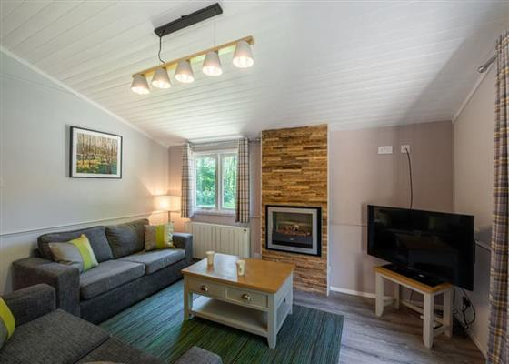 Corfe 3 Bed Lodge at Warmwell, Dorchester