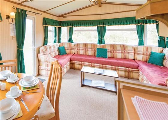 Cormorant Caravan 2 at River Valley Country Park, Penzance