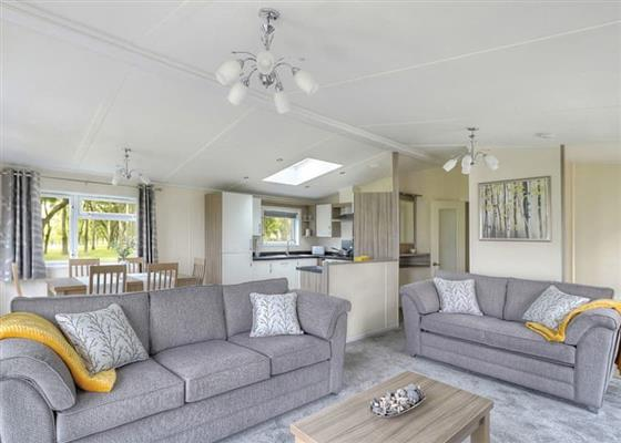 Cormorant Lodge at Kessingland Beach, Lowestoft
