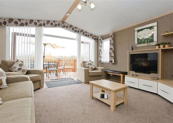 Country Four Platinum at Finlake Lodges, Newton Abbot