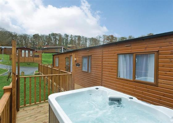 Country Four Plus Platinum at Finlake Lodges, Newton Abbot