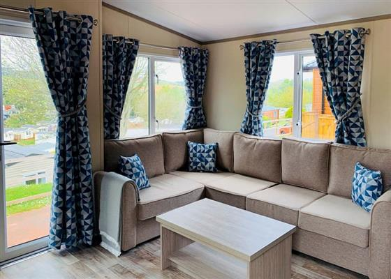 Country Holiday Home Two VIP Platinum at Orchard Park, Paignton