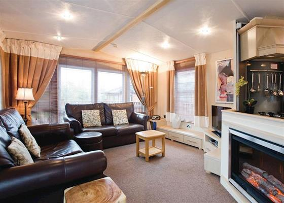 Country Lodge 6 VIP at Finlake Lodges, Newton Abbot