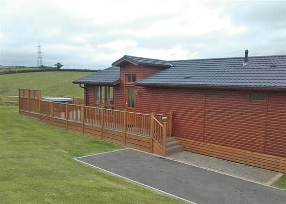 Country Lodge Eight VIP Platinum at Finlake Holiday Resort, Newton Abbot