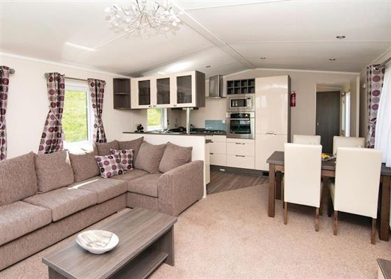 Country Lodge Four VIP Platinum at Bossiney Bay, Tintagel