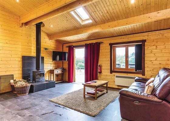 Cranborne Lodge at New Forest Lodges, Wimborne