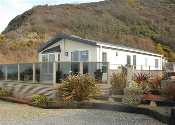 Crest Haven Lodge at Gwalia Falls, Cardigan