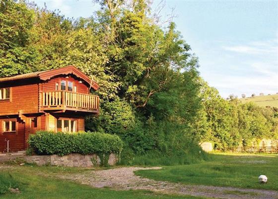 Cuckoo Lodge at Herons Lake Retreat, Mold