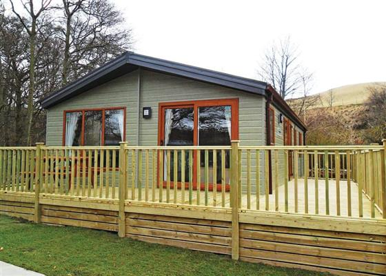 Deluxe Lodge 2 (Pet) at Riverside Country Park, Wooler