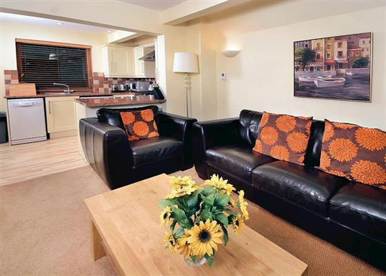 Deluxe Lodge Two at Finlake Lodges, Newton Abbot