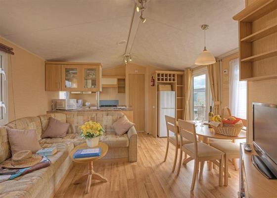 Deluxe Villa 6 at Searles Leisure Resort, Hunstanton