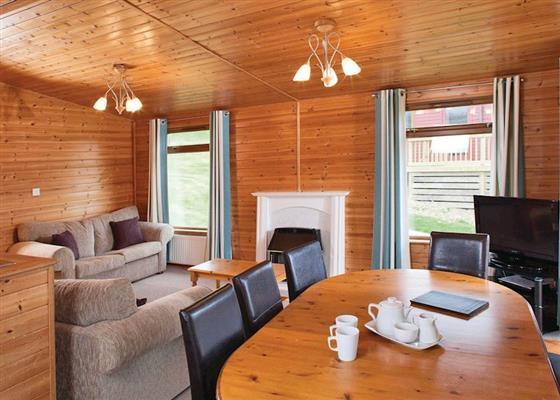 Devoran Lodge at White Acres, Newquay