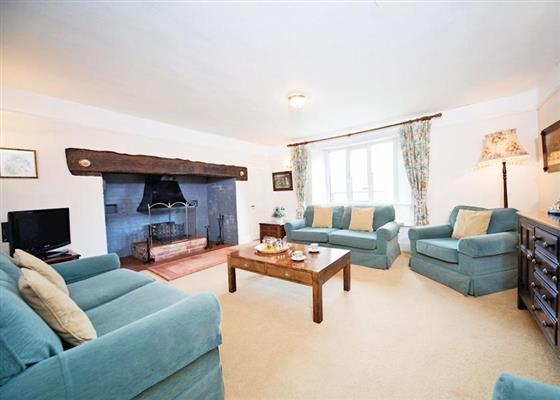 Dovecote Cottage at Otter Falls, Honiton