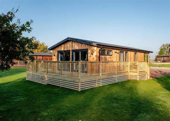 Dovecote Lodge at Celtic Escapes, Narberth