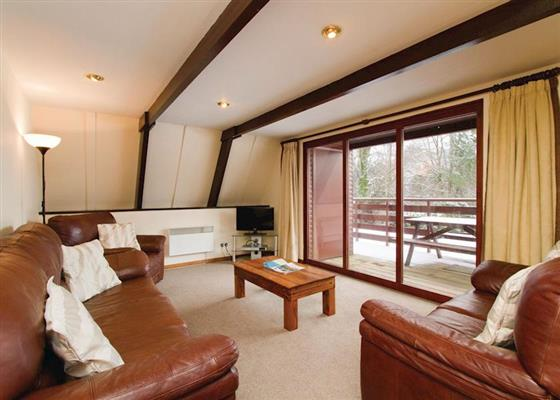 Eagle Comfort Lodge at Lochgoilhead Lodges, Cairndow