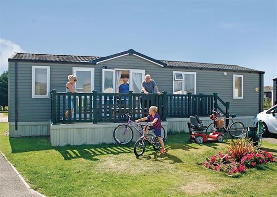 Elite Portland Cabin at Searles Leisure Resort, Hunstanton