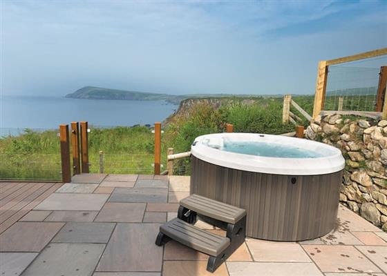 Erianfa Lodge at Fishguard Bay Resort, Newport