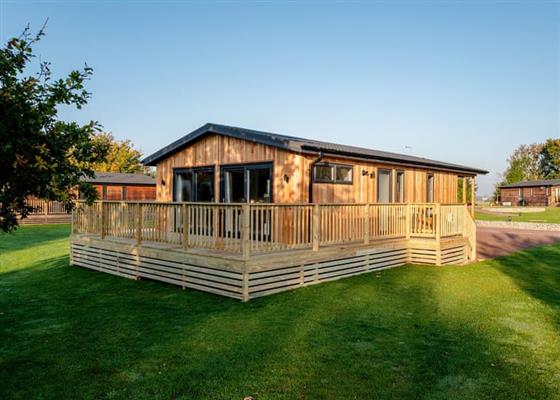 Exmoor View at Midsomer Lodges, Shepton Mallet