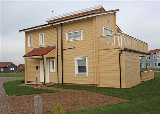 Fairway Lodge 38 at Fairway Lakes Lodges, Great Yarmouth