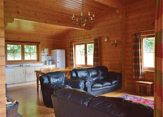 Falcon Wood Lodge at Woodside Lodges, Ledbury